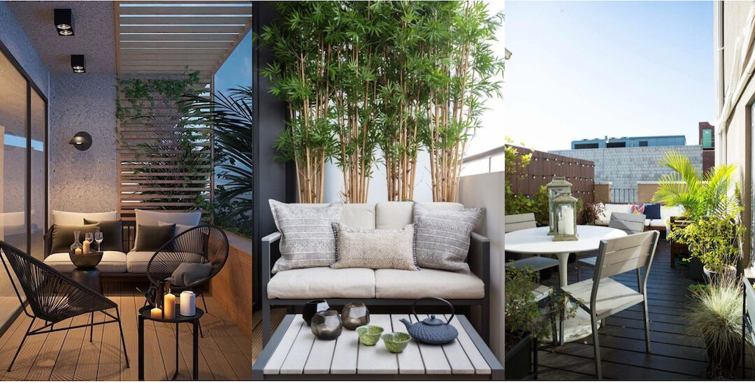 THE HOW-TO FOR YOUR OUTDOOR NEEDS (NO MATTER THE SIZE)! PART 1: CONDO BALCONIES